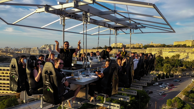 Home - Dinner In The Sky Malta